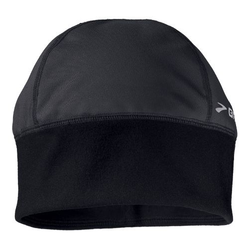 Womens Brooks Infiniti Beanie Headwear - Black