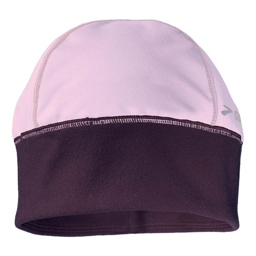 Womens Brooks Infiniti Beanie Headwear - Orchid Ice/Winter Plum