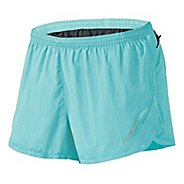 Womens Brooks HVAC Synergy Short Lined Shorts
