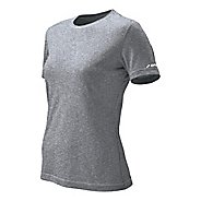 Womens Brooks EZ T II Short Sleeve Technical Tops