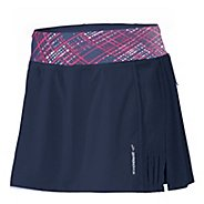 Womens Brooks Glycerin Skort Fitness Skirts