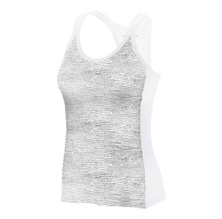 Womens Brooks Glycerin Print Support Tank II Sport Top Bras