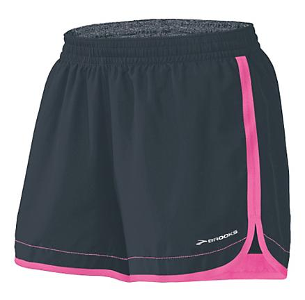 Womens Brooks Versatile 5 Inch Woven Short Lined Shorts