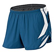 Mens Brooks HVAC Synergy Short Lined Shorts