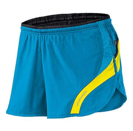 Mens Brooks Infiniti III Lined Shorts