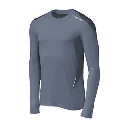 Mens Brooks Equilibrium Long Sleeve Long Sleeve No Zip Technical Tops