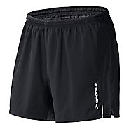 "Mens Brooks 5"" Essential Run Short Lined Shorts"