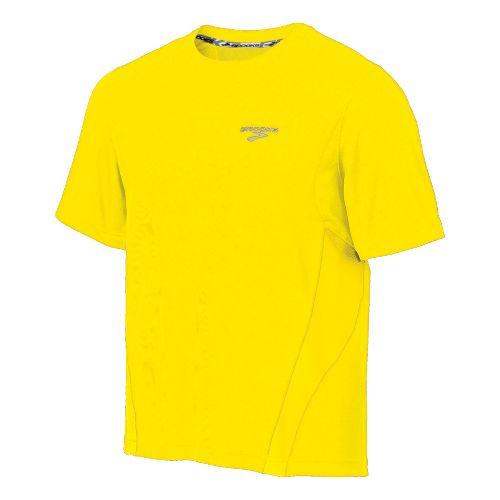 Mens Brooks Versatile T Short Sleeve Technical Tops - Empire M