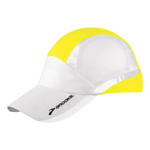 Brooks Nightlife Mesh Cap Headwear - Nightlife