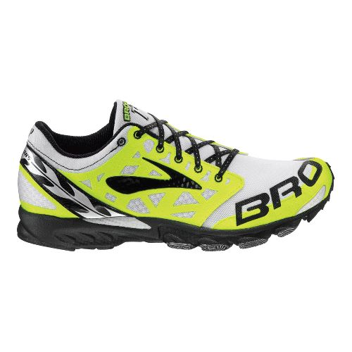 Brooks T7 Racer Racing Shoe - Nightlife/Silver 5