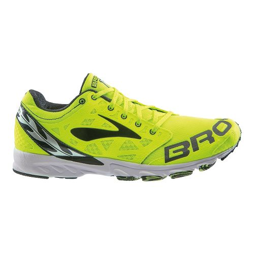 Brooks T7 Racer Racing Shoe - Nightlife/Black 6.5