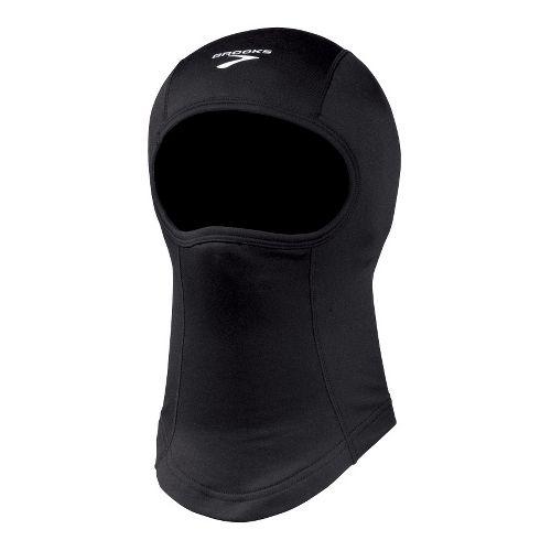 Mens Brooks Balaclava Headwear - Black