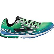 Mens Brooks Mach 14 Spikeless Track and Field Shoe