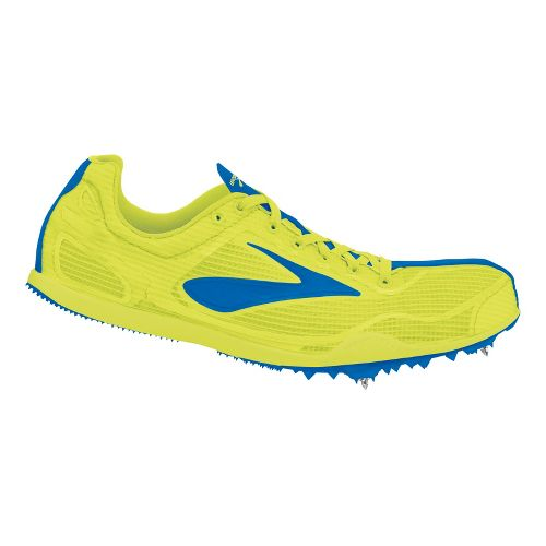 Brooks The Wire 2 Track and Field Shoe - Electric Blue/Nightlife 7