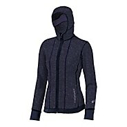 Womens Brooks Utopia Thermal Hoodie II Outerwear Jackets
