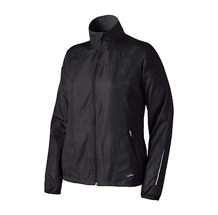 Womens Brooks Essential Run Jacket II Outerwear Jackets