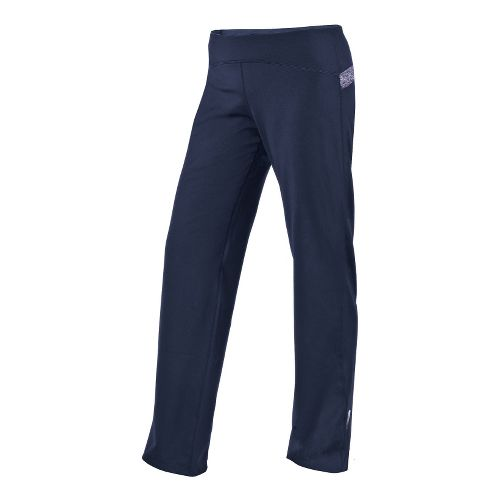 Womens Brooks Utopia Thermal Cozy Cold weather Pants - Midnight L