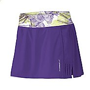 Womens Brooks Glycerin Skort Skort Fitness Skirts