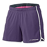 Womens Brooks Epiphany 6 inch 2-in-1 Shorts