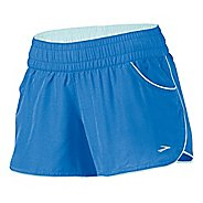 "Womens Brooks Versatile 3.5"" Low Rise Woven Unlined Shorts"