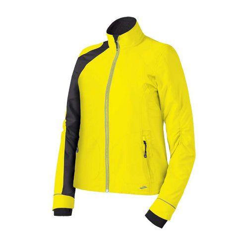 Womens Brooks Nightlife III Outerwear Jackets - Nightlife XS