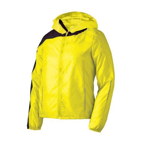 Womens Brooks Nightlife LSD Lite III Outerwear Jackets - Nightlife XL