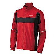 Mens Brooks Essential Run Jacket II Outerwear Jackets