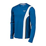 Mens Brooks Rev II Long Sleeve No Zip Technical Tops