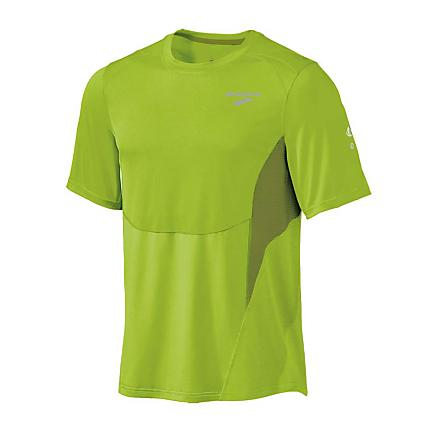 Mens Brooks HVAC Synergy SS Short Sleeve Technical Tops