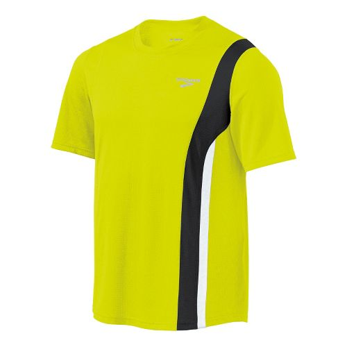 Mens Brooks Rev II Short Sleeve Technical Tops - Nightlife XXL