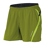 Mens Brooks Infiniti Notch Short II Lined Shorts