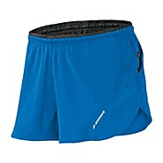Mens Brooks Infiniti Short III Splits Shorts