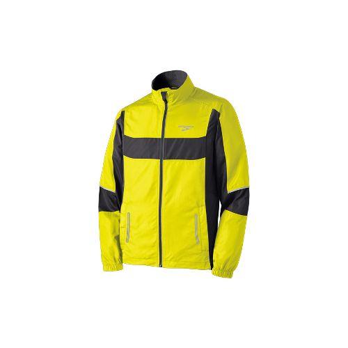 Mens Brooks Nightlife Essential Run Jacket II Running Jackets - Nightlife XL