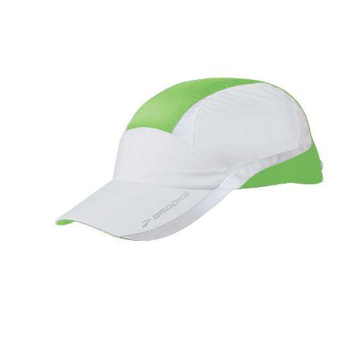 Brooks Nightlife Hat Headwear - Brite Green