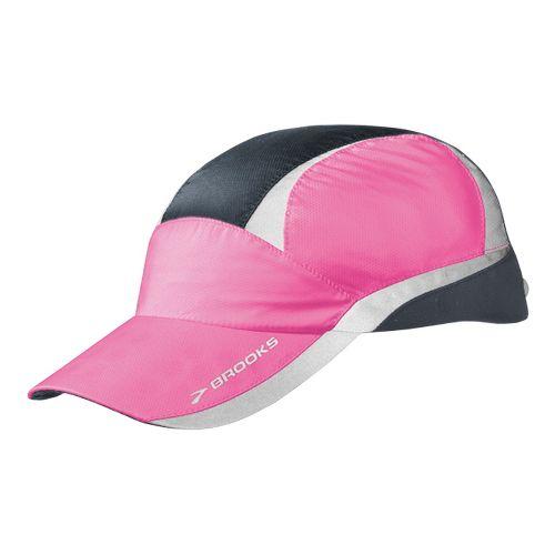Brooks Nightlife Hat Headwear - Brite Pink/Midnight