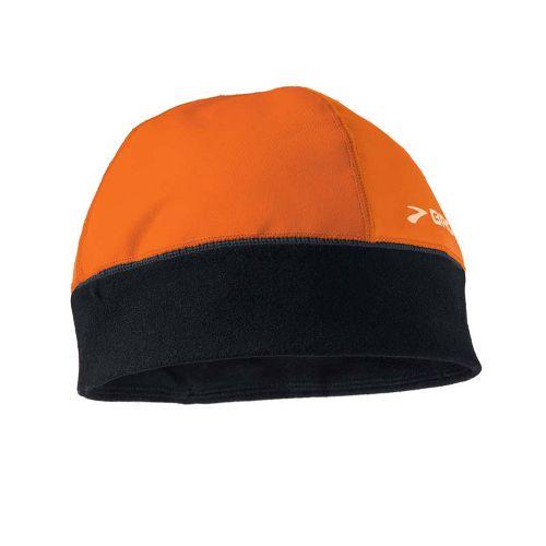 Brooks Infiniti Beanie Headwear - Brite Orange/Black
