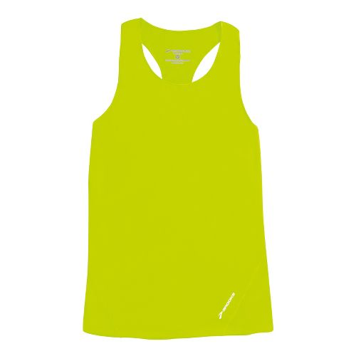Womens Brooks Race Day Singlets Technical Tops - Nightlife S