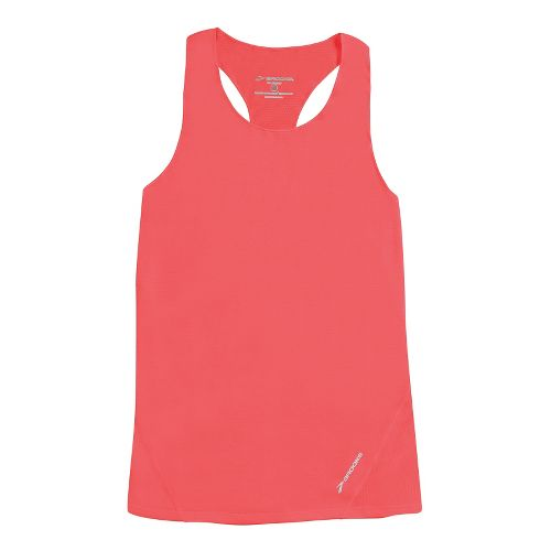 Womens Brooks Race Day Singlets Technical Tops - Poppy S