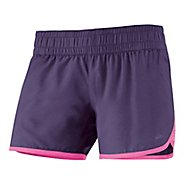 "Womens Brooks D'lite 4"" Low Rise Lined Shorts"