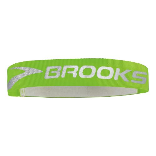 Brooks Nightlife Arm and Leg Bands II Safety - Brite Green