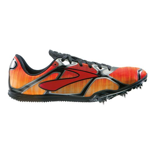 Mens Brooks PR LD 4:15 Racing Shoe - Risk Red/Anthracite 5