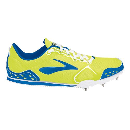 Mens Brooks PR LD 4:15 Racing Shoe - Electric Blue/Nightlife 5.5