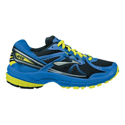 Kids Brooks Kids Adrenaline GTS 13 Running Shoe - Electric Blue/Nightlife 4.5