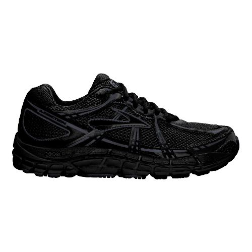 Mens Brooks Addiction 11 Running Shoe - Black/Anthracite 10