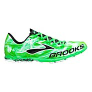 Mens Brooks Mach 15 Spikeless Track and Field Shoe