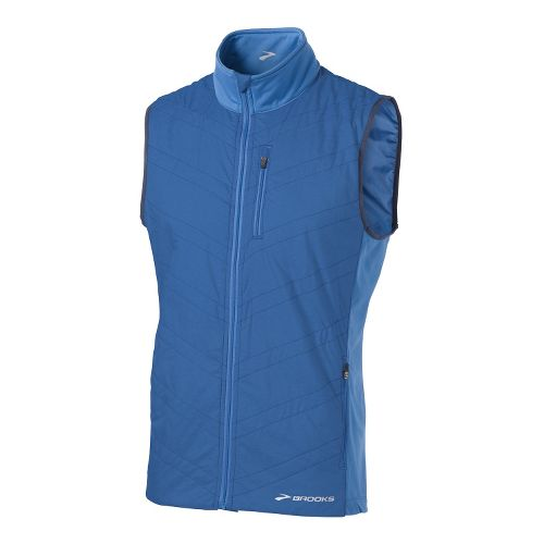 Mens Brooks Adapt Running Vests - Galaxy XXL