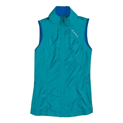 Womens Brooks LSD Lite Running Vests - Caribbean M