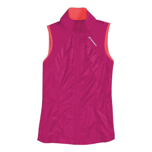 Womens Brooks LSD Lite Running Vests - Fuchsia XS