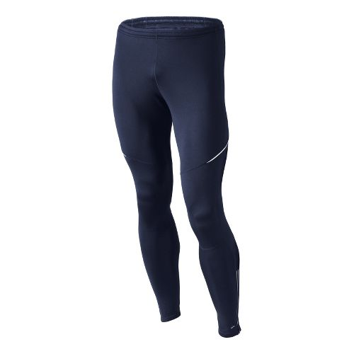 Mens Brooks Infiniti II Fitted Tights - Midnight XXL