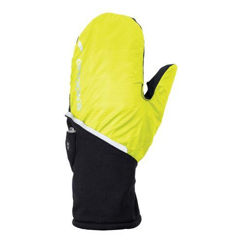 Brooks Adapt Glove II Handwear - Black/Nightlife S